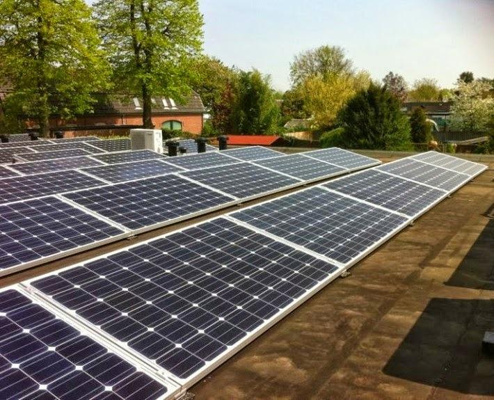 zonnepanelen eindhoven