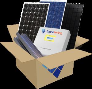 zonnepanelen prijzen