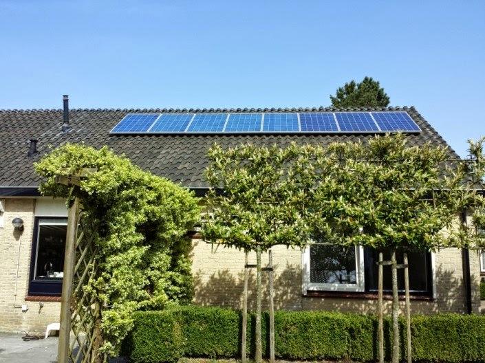 zonnepanelen scherpenzeel