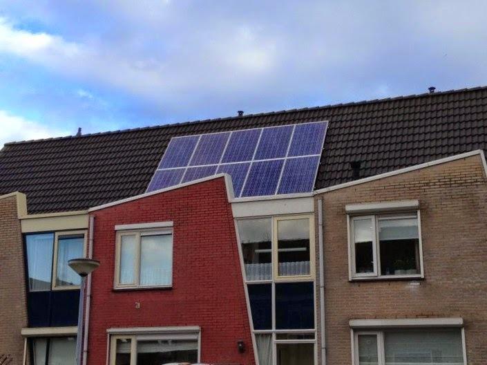 zonnepanelen zeist
