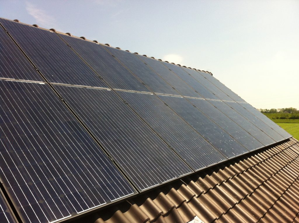 zonnepanelen bunnik