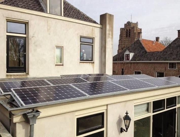 zonnepanelen beesd