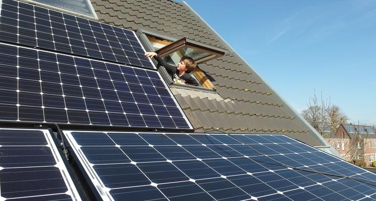'Aantal zonnepanelen verdubbelt komend jaar'