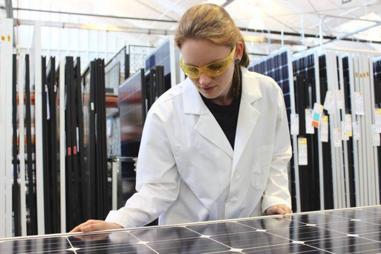 zonnepanelen test 2017